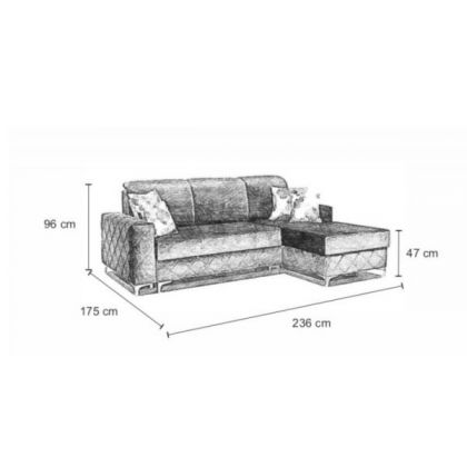 Borys Sofa Bed