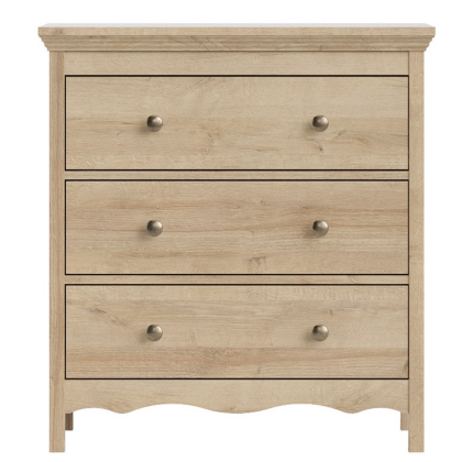 Silkeborg Chest of 3 Drawer