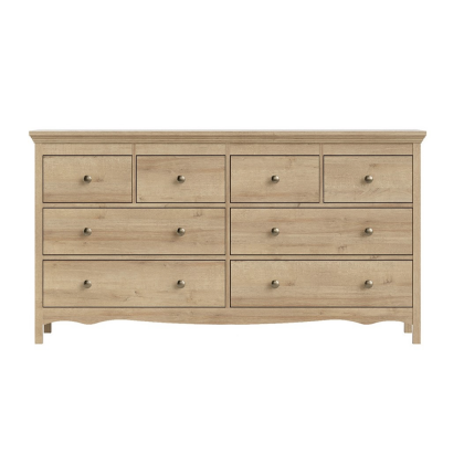 Silkeborg Chest of 8 Drawer (4+2+2)