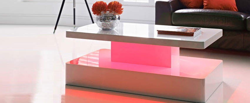 LED Coffee Table – All you need to know about it